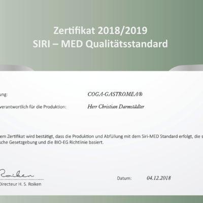 SIRI-MED-Zertifikat-Lohnabfuellung-Abfueller-Lohnverpackung