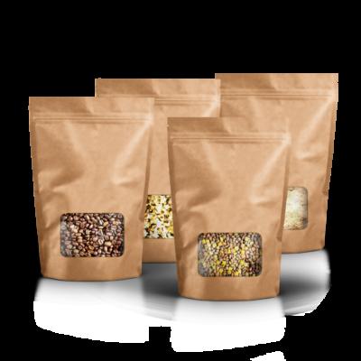 Doypack Verpackung Abfueller Lebensmittel Lohnabfuellung Konfektionierung Kommissionierung